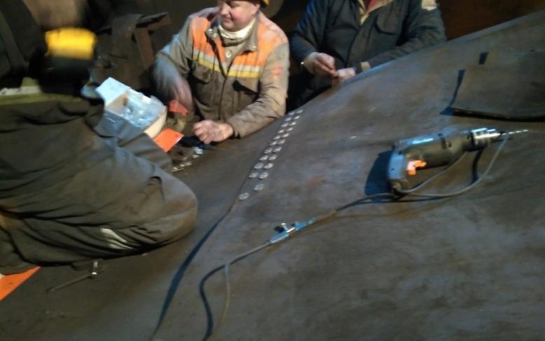 La forma más rápida de la conexión y reparación de cinta en caso de emergencias y reparaciones planificadas