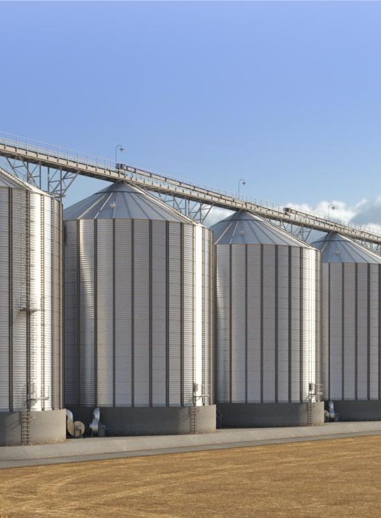 Зерновые терминалы